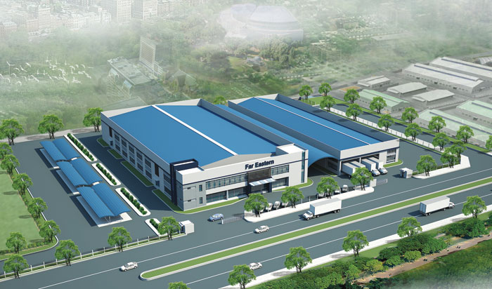 Industrial construction design and design in Tan Binh district